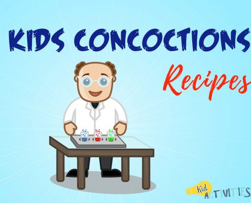 Kids Concoctions Recipes