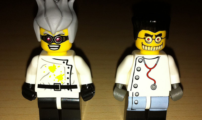 Mad Science Theme