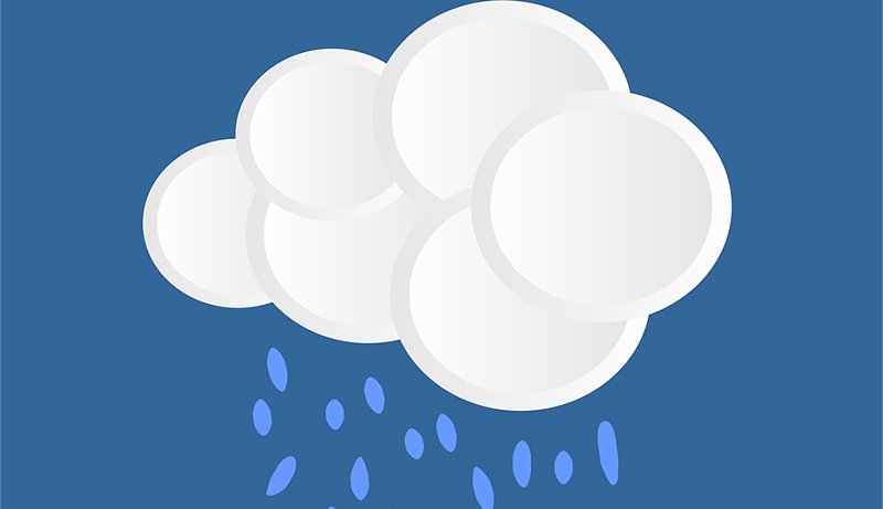 Rain And Clouds Theme Kid Activities