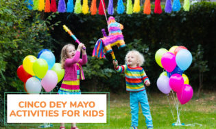A collection of Cinco De Mayo activities for kids.