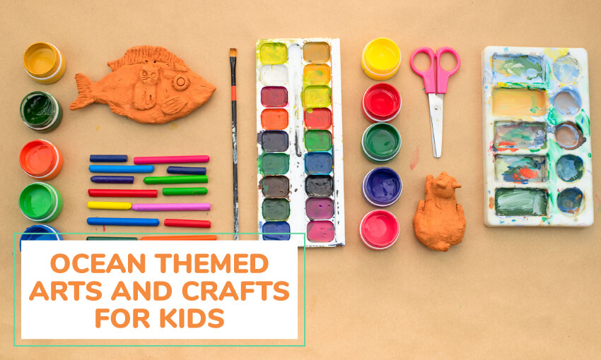 27 Fun Under The Sea Theme Ideas And Activities Kid Activities