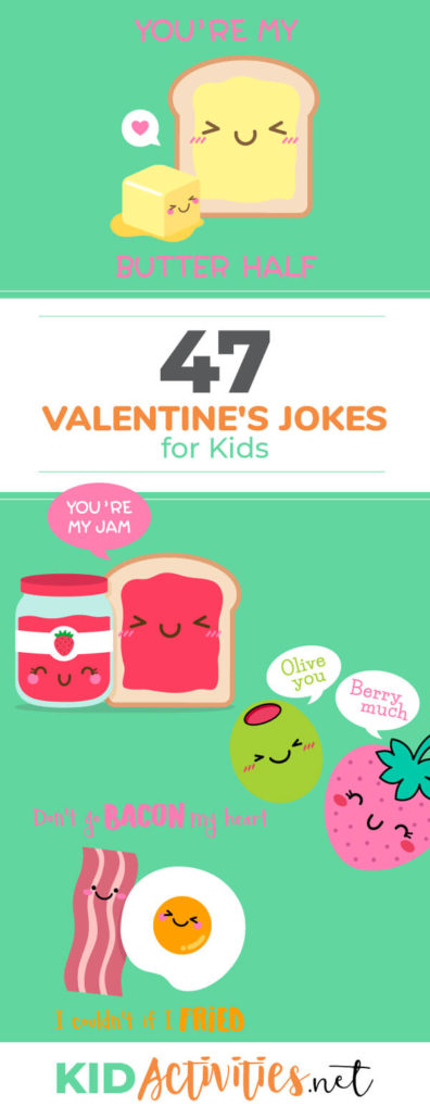 A collection of funny Valentine's Day jokes for kids. Great for the classroom or Valentine's Day parties for kids.
