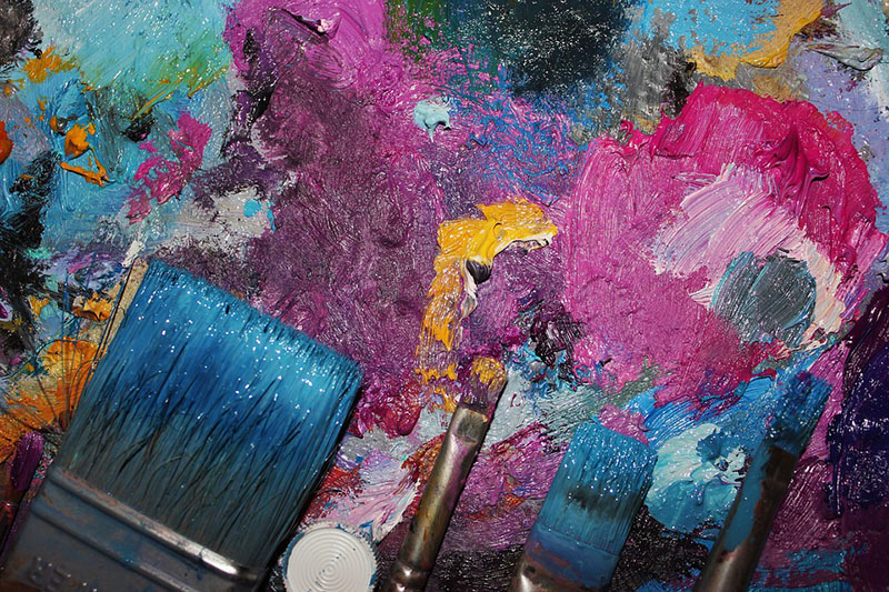 Recipes to Make Paint and Colors