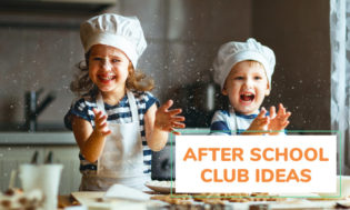 After school club ideas for kids.