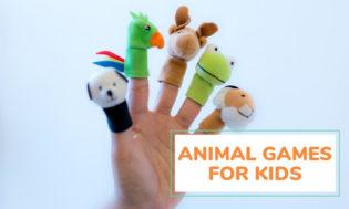 61 Fun Animal Games and Activities for Kids | Kid Activities