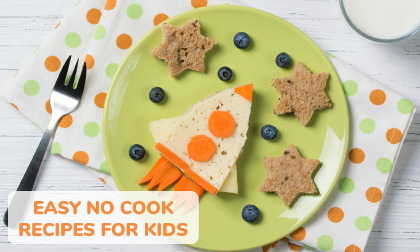 43 No Bake Recipes for Kids - Kid Activities
