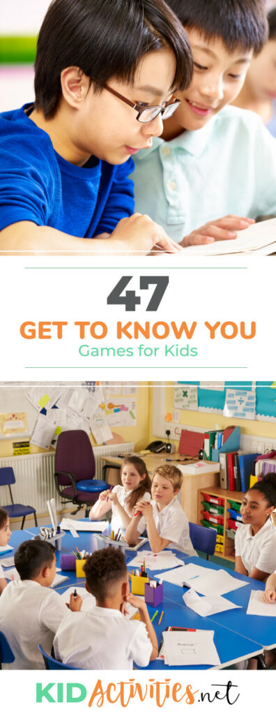 A collection of 47 get to know you games for kids. A great way to bring youth together faster so they can start interacting and developing friendships faster.
