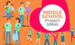 A collection of middle school project ideas.