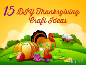DIY thanksgiving craft ideas