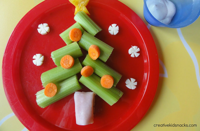 Christmas Snacks And Goodies Page 1 Kid Activities
