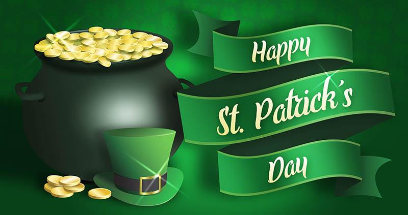 St. Patrick's Day Arts & Crafts
