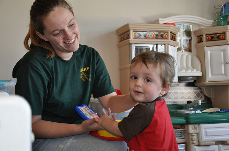 Why is the Child Care Orientation Process Important