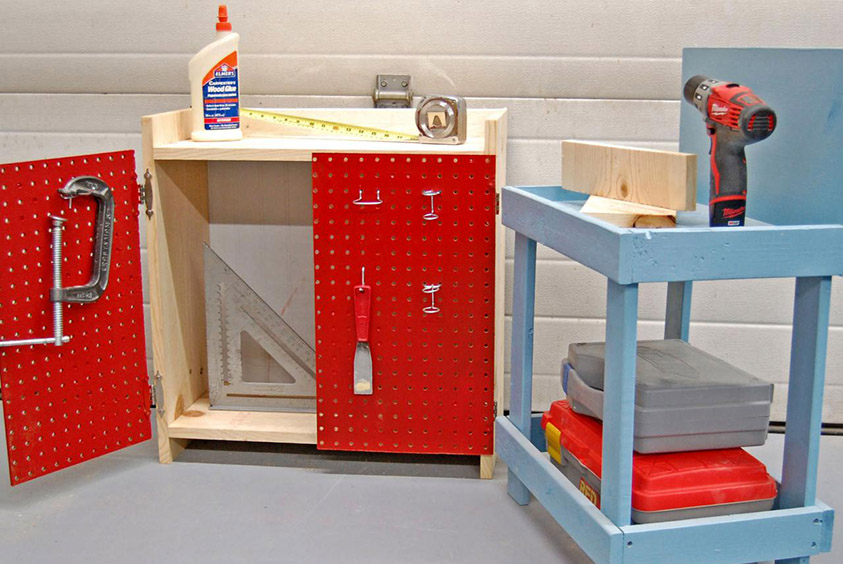 Work Bench and Construction Center for Kids