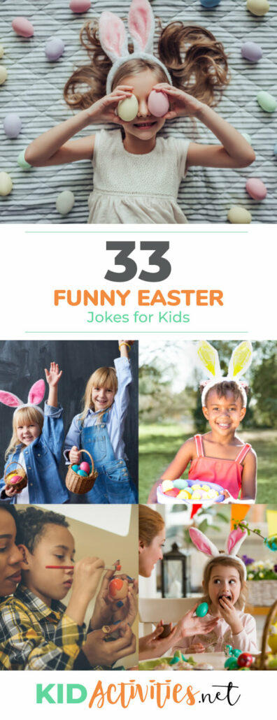 A collection of funny Easter jokes for kids. Great Easter celebration in the classroom.