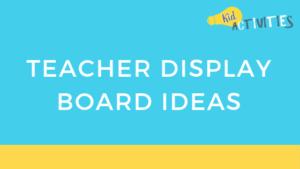 teacher display board ideas