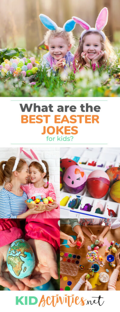 What are the best Easter jokes for kids? Here you will find  a long list of funny, school appropriate jokes.