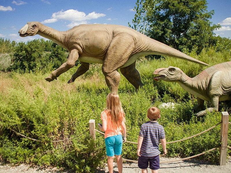 Jokes about Dinosauers