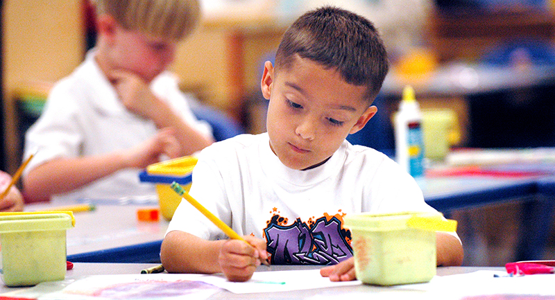 Homework Centers in School Age Programs