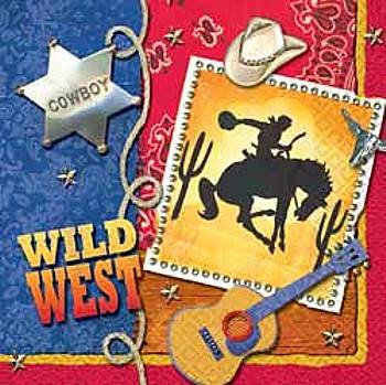 wild west activities for kids