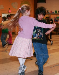 line dancing for kids