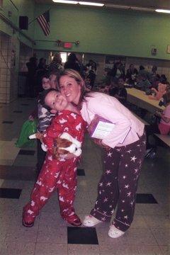 pajama club school activity