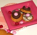 really easy valentine cookies