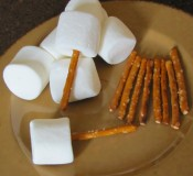 marshmallow sticks for kids