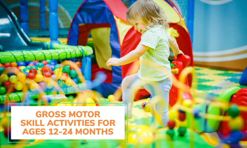 15 Activities to Develop Gross Motor Skills for Toddlers