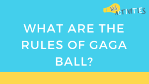 gaga ball rules