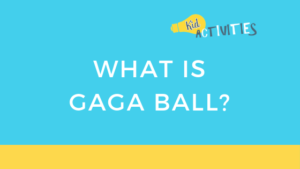 what is gaga ball