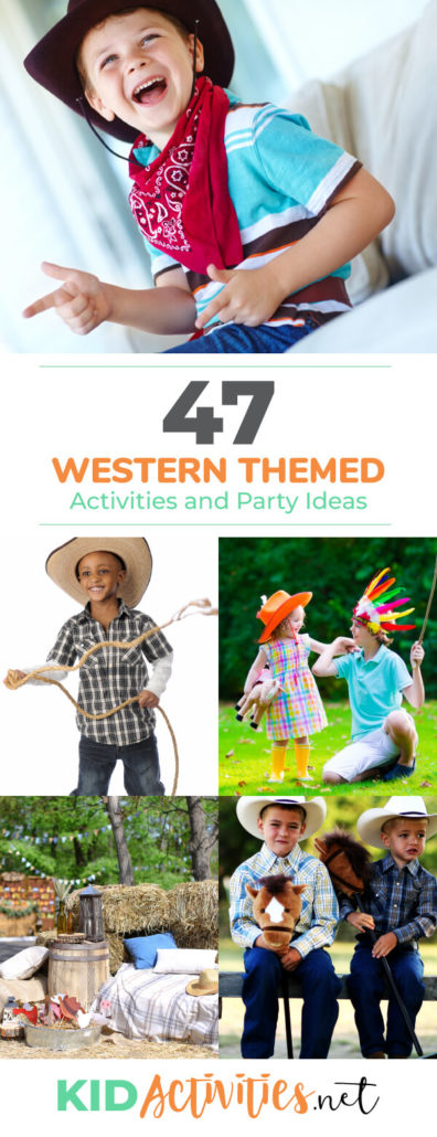 A collection of western themed activities and games for kids. Great for a western themed day in the classroom. These fun activities will provide opportunities to learn about American heritage.