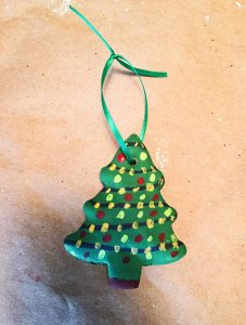 Salt Dough Ornament Ideas 3