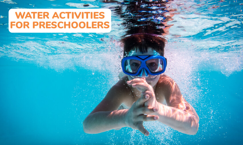 A collection of weather activities for preschoolers.