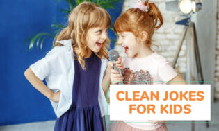 71 Clean Jokes for Kids to Tell at School - Kid Activities