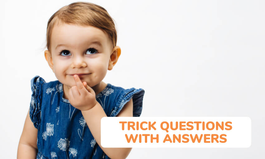 43 Funny Mind Trick Questions for Kids [Children's Riddles