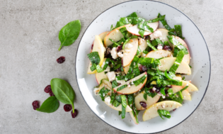 apple salad ideas and recipes