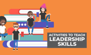 A collection of activities to teacher leadership skills to middle school students.