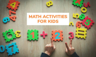 A collection of math activities for kids. Great for preschool and elementary math class.