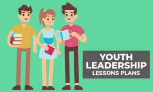 Lesson plans on leadership for youth.