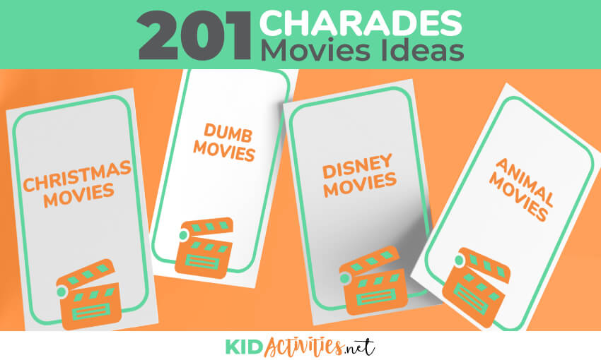 picture regarding Guess the Disney Movie Song Printable titled 201 Charades Flicks Suggestions - Child Things to do