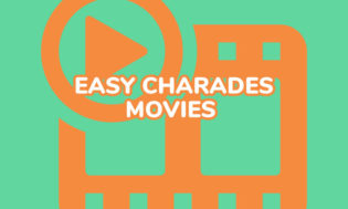 A collection of easy movies for charades.