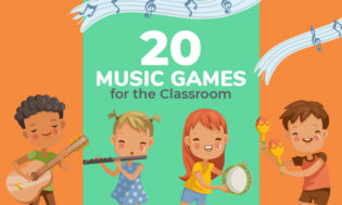 A collection of music games for the classroom.
