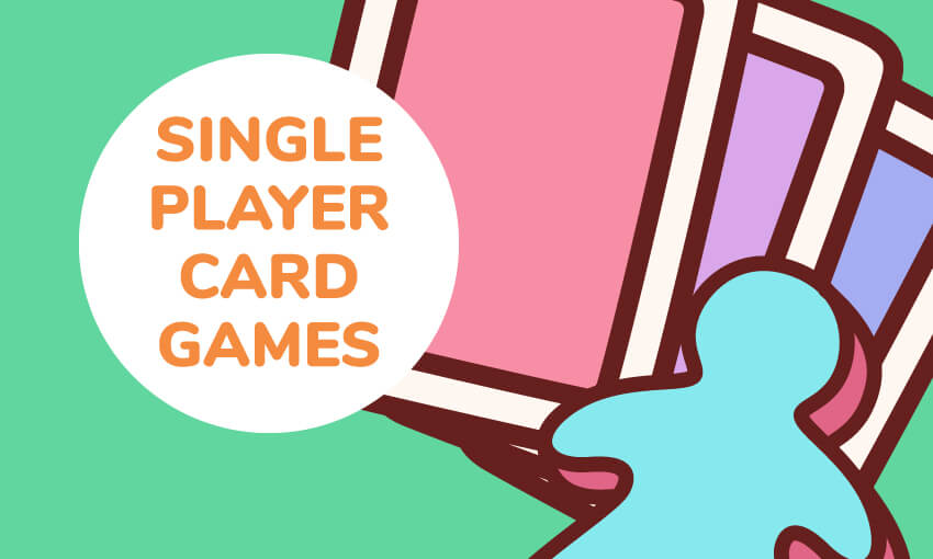 Single player card games for kids.