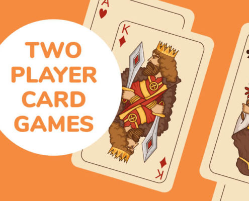 Two player card games for kids.