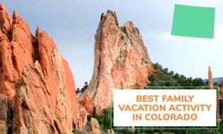 The #1 family vacation activity in Colorado.