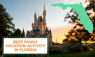 The best family vacation activity in Florida.
