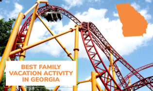 The best family vacation activity in Georgia.