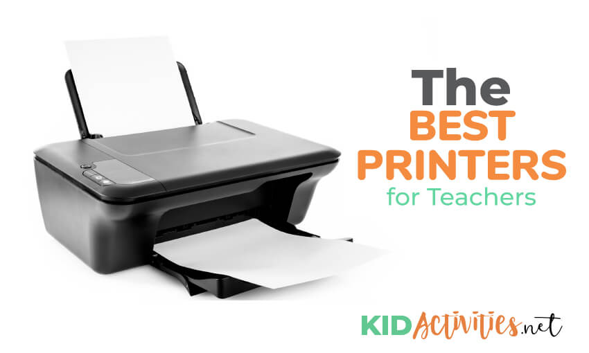A collection of the best printers for teachers.