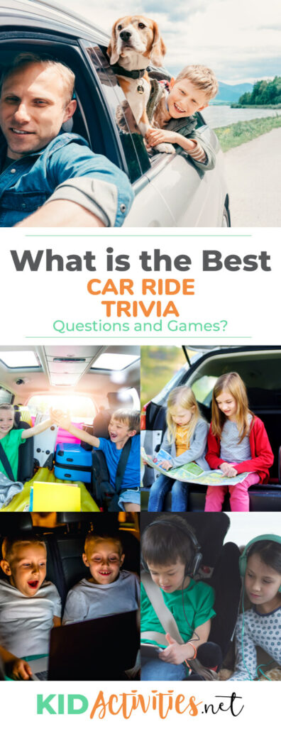 Great For Ping What Are The Best Car Ride Trivia Questions And We Have Compiled List