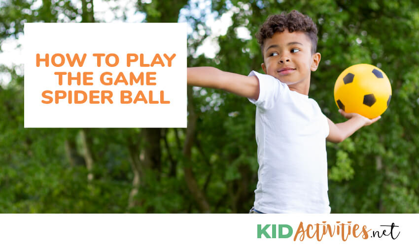 Learn how to play the game spider ball.